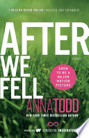 """After We Fell"" by Anna Todd"