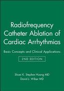 Radiofrequency Catheter Ablation Of Cardiac Arrhythmias Book PDF