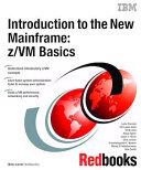 Introduction to the New Mainframe: z/VM Basics Pdf/ePub eBook