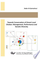 Towards Conservation of Omani Local Chicken
