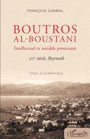 Pdf Boutros al-Boustani Telecharger