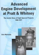 Advanced Engine Development at Pratt   Whitney