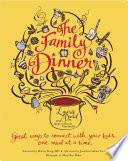 The Family Dinner Book PDF