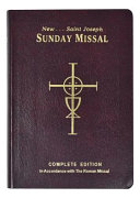 New St. Joseph Sunday Missal