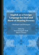 English as a Foreign Language for Deaf and Hard of Hearing Persons