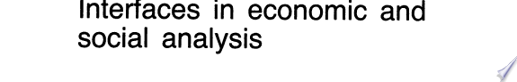 Interfaces in economic and social analysis