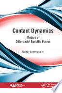 Contact Dynamics
