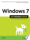 """Windows 7: The Missing Manual"" by David Pogue"