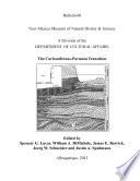 The Carboniferous Permian Transition