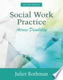 Social Work Practice Across Disability