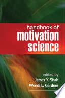 Handbook of Motivation Science