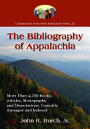 The Bibliography Of Appalachia