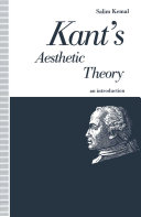 Kant   s Aesthetic Theory