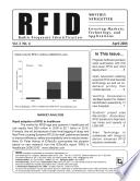RFID Monthly Newsletter