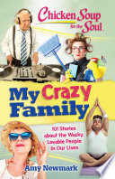 Chicken Soup for the Soul  My Crazy Family Book