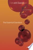The Essential Davidson
