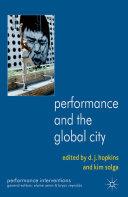 Performance and the Global City [Pdf/ePub] eBook