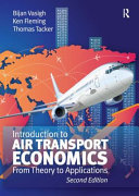 Cover of Introduction to Air Transport Economics