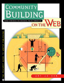 Cover of Community Building on the Web