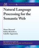 Natural Language Processing for the Semantic Web