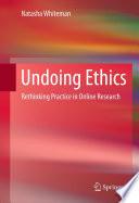 Undoing Ethics Book
