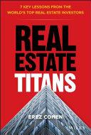 Real Estate Titans Pdf/ePub eBook