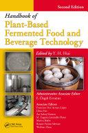 Handbook of Plant-Based Fermented Food and Beverage Technology Pdf/ePub eBook