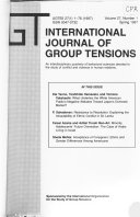 International Journal of Group Tensions