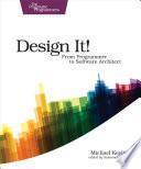 Design It  Book