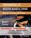 Fundamentals Of Modern Manufacturing Book PDF