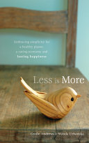 Less is More: Embracing Simplicity for a Healthy Planet, a ...
