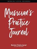 Musician's Practice Journal