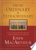 From Ordinary to Extraordinary Book PDF