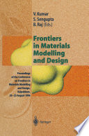 Frontiers In Materials Modelling And Design Book PDF