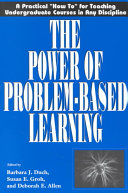 The Power of Problem-based Learning