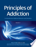 Principles Of Addiction Book PDF