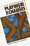 Pdf Playing the Changes