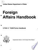 TAGS terms Handbook Book