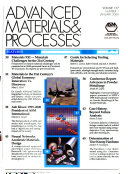 Advanced Materials   Processes