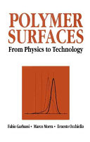 Polymer Surfaces Book