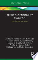 Arctic Sustainability Research Book