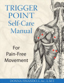 Trigger Point Self Care Manual Book