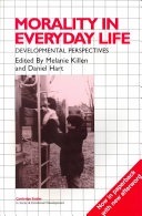 Morality in Everyday Life