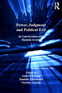 Power, Judgment and Political Evil