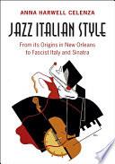 Jazz Italian Style Book PDF