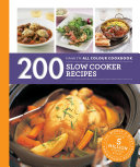 Hamlyn All Colour Cookery  200 Slow Cooker Recipes