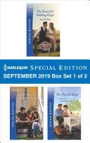 Harlequin Special Edition September 2019   Box Set 1 of 2