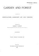 Pdf Garden and Forest