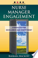 Nurse Manager Engagement