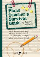 The Piano Teacher's Survival Guide [Pdf/ePub] eBook